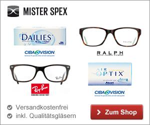 Mister Spex Brillen & Kontaktlinsen