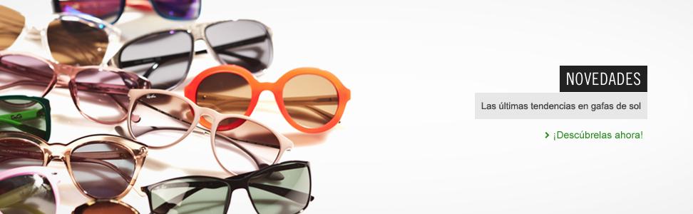 Novedades Gafas de Sol mujer