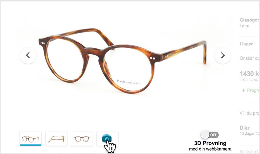 Prova glasögon på nätet - Mister Spex 9ee9221ad61b5