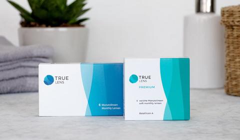 TrueLens - månadslinser
