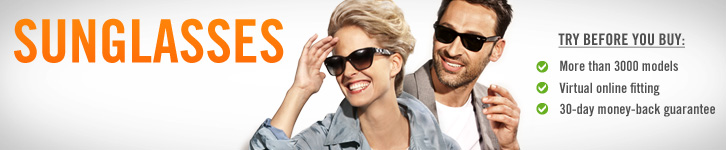 Purchase sunglasses online