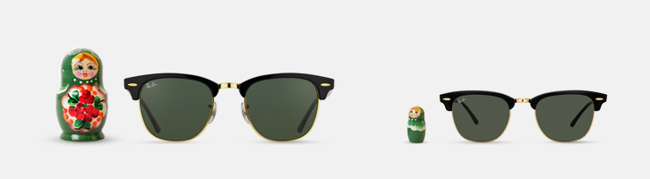 577a1386cab Order Ray-Ban Clubmaster sunglasses online