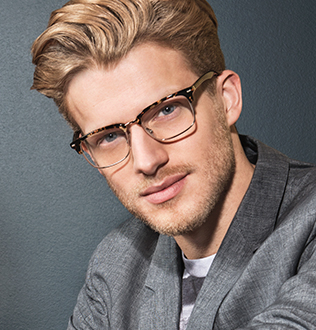 Lunettes Sophisticated pour homme
