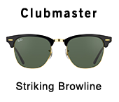 Ray-Ban Clubmaster at Mister Spex