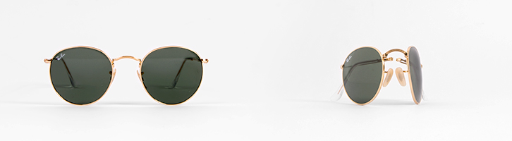 38eace4d882c2 Ray-Ban Round Metal online