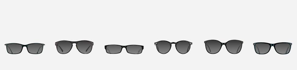 Rechteckige Sonnenbrille E2PuqUwE