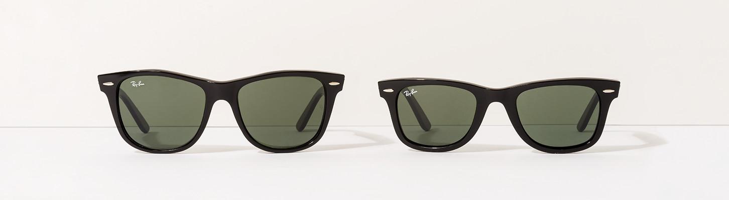 ray ban brille größe 54