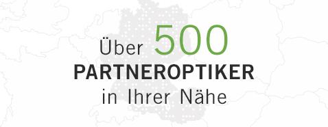 Über 500 Partneroptiker in Ihrer Nähe