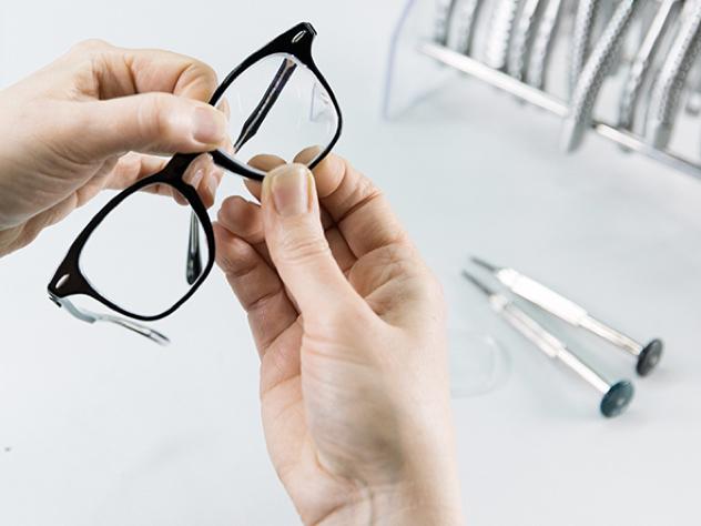 Brille verglasen lassen Neue Brillengläser von Mister Spex
