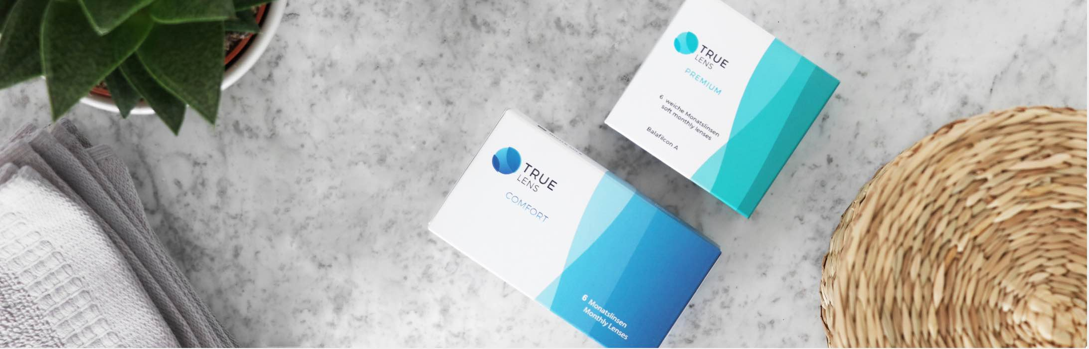 TrueLens - kuukausilinssit