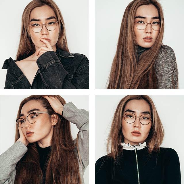 Galen i glasögon - Andukae