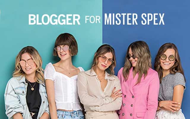 Blogger for Mister Spex