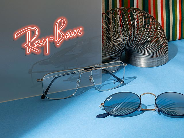 Ray-Ban Editorial