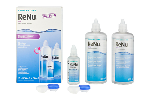 ReNu MPS Set double vue de face