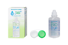 Biotrue Flightpack 2x60ml pieni