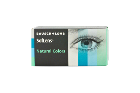Soflens SofLens Natural Colors frontvisning