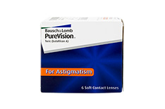Purevision PureVision Toric (Day & Night) klein