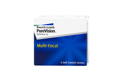 Purevision PureVision Multi-Focal (Day & Night) Frontansicht