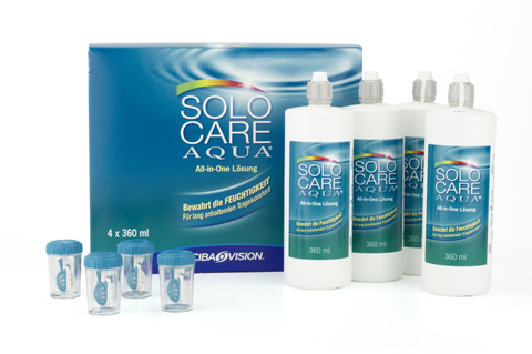 Solocare Aqua Pack familiar vista frontal
