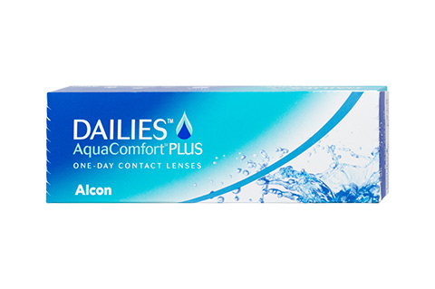 Dailies DAILIES AquaComfort Plus vista frontal