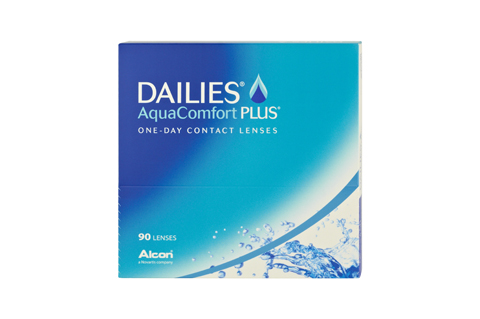 Dailies AquaComfort Plus - 90/pkt