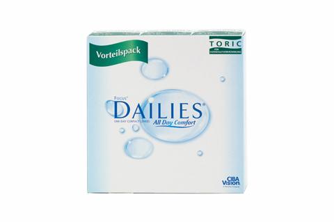 Dailies Focus DAILIES Toric 3.5
