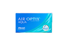 Air Optix AIR OPTIX Aqua pieni