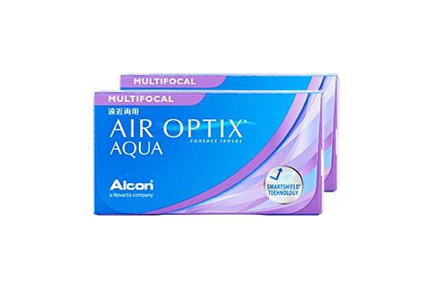 Air Optix Air Optix Aqua Multifocal 6