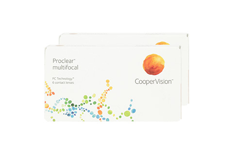 Proclear Proclear Multifocal front view
