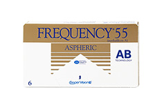 Frequency Frequency 55 Aspheric small