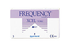 Frequency Frequency XCEL Toric klein