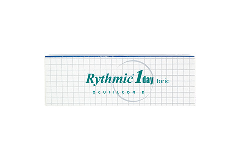 Rythmic Rythmic 1 Day Toric front view