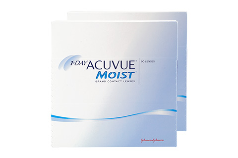 Acuvue 1DAY ACUVUE MOIST 0.5