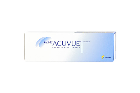 Acuvue 1-DAY ACUVUE front view