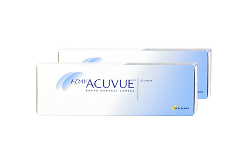 Acuvue 1Day Acuvue 0.5