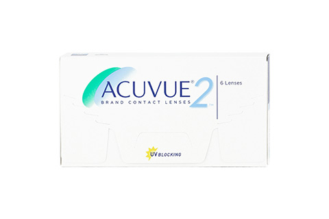 Acuvue Acuvue 2 vista frontal