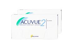 Acuvue 2 2x6 Wochenlinsen, Johnson & Johnson