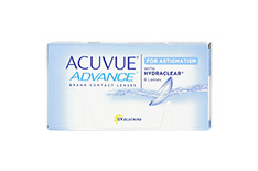Acuvue ACUVUE ADVANCE for ASTIGMATISM klein