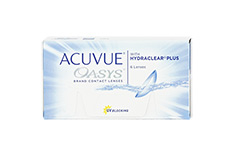 Acuvue ACUVUE OASYS with HYDRACLEAR Plus liten