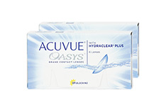 ACUVUE OASYS with HYDRACLEAR P 2x6 Wochenlinsen, Johnson & Johnson