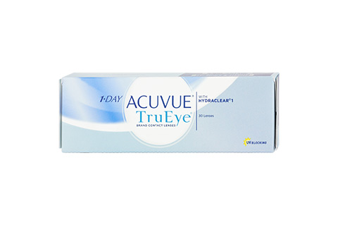 Acuvue 1-Day ACUVUE TruEye vista frontal