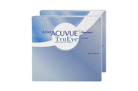 Image of Acuvue 1-Day Acuvue TruEye 3.25