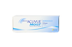 Acuvue 1-Day Acuvue Moist for Astigmatism petite