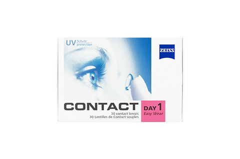 Contact Contact Day 1 Easy Wear vista frontal