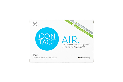 Contact Contact Air Toric vista frontal