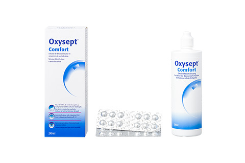 Oxysept Comfort Frontansicht