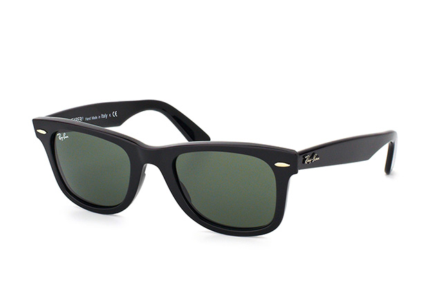Ray-Ban Original Wayfarer RB 2140 901 perspective view ... 6d0a2fbcd5