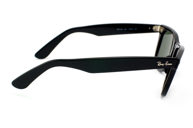 fe170c291d37c7 ... Ray-Ban Original Wayfarer RB 2140 901 perspective view ...