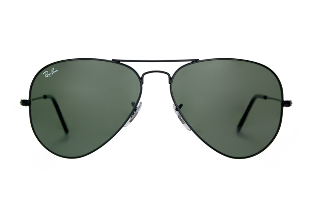 ray ban aviator 3025  ray ban aviator rb 3025 l2823 perspective view
