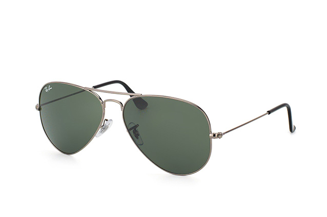 Ray-Ban Aviator large RB 3025 WO879 vista en perspectiva